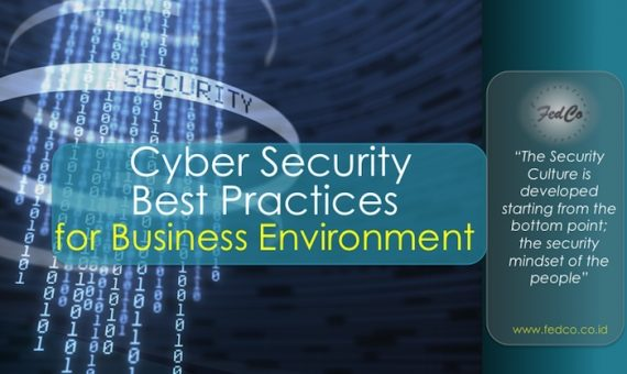 Cyber Security Best Practices for Business Environment