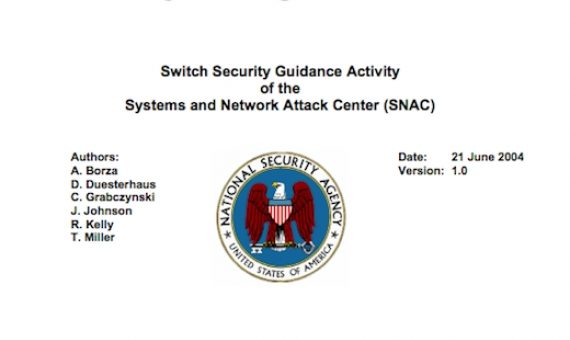 Cisco IOS Switch Security Configuration Guide